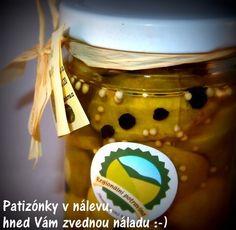 Horňácké bio patizónky - delikatesa s oceněním Zlatá chuť Moravy a Regiolnální potravina roku 2014. Ochutnejte něco vyjímečného.