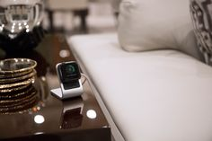 Premium, Minimalistic and Compact. Enjoy secure, easy charging for your Apple Watch with our Incipio Apple Watch Dock. It features a circular cutout to securely fit the charger beneath your watch and a non-slip rubber base to keep it in place.  Shop Here: http://ncpo.cc/44vc