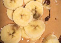 κύρια φωτογραφία συνταγής Βρώμη μπανάνα σοκολάτα Plum, Apple, Fruit, Food, Essen, Yemek, Apples, Meals
