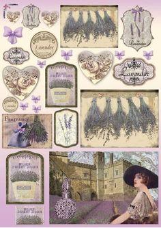 Vintage Labels Papier do decoupage Stamperia - Papier klasyczny DFG Vintage Labels, Vintage Ephemera, Vintage Paper, Vintage Art, Printable Labels, Printable Paper, Printables, Paper Art, Paper Crafts