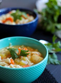 Classic Vegan Noodle Soup…..and The Vegan 8 is 1 Year Old!! http://thevegan8.com/2014/10/18/classic-vegan-noodle-soup/