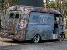 I found a new work van!!!