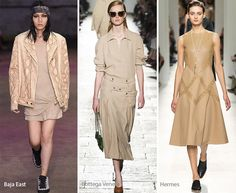 Spring/ Summer 2017 Color Trends: Hazelnut