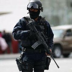 Rumo à Polícia Federal