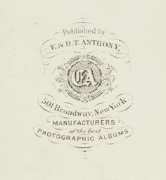 E. & H. T. Anthony