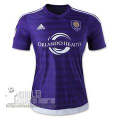 Camiseta Primera Tailandia Orlando City 2015  €20.5