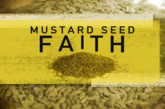 The Mustard Seed Story