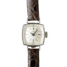 Girard Perregaux 18KWG Watch Antique