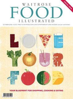 Waitrose Food Illustrated