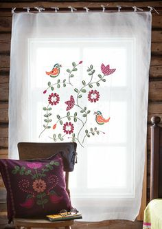 """""""Liiva"""" cotton curtains – Muhu Inspiration – GUDRUN SJÖDÉN – Webshop, mail order and boutiques 