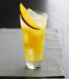 Mango Collins Cocktail Recipe