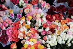 Flower market #7.