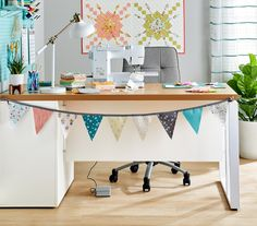 By asking yourself these five easy questions, you are already on your way to creating a more functional and stress-free work space, so you can focus on your next creative project! Creative Closets, Buy Boxes, Fat Quarter Quilt, Hanging Fabric, Organize Fabric, Vertical Storage, Storage Hacks, Sewing Table, Room Organization