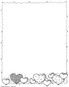 Bordes DJ Inkers_Carson y negro - Laura Zamora - Picasa Albums… Doodle Borders, Borders For Paper, Borders And Frames, Page Borders Design, Border Design, Colouring Pages, Coloring Books, Dj Inkers, Adult Coloring Pages