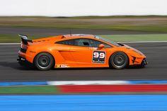 Wikipedia picture of the day on September 27 2017: A sports car Lamborghini Gallardo during a race of Lamborghini https://t.co/GKO562r9ro