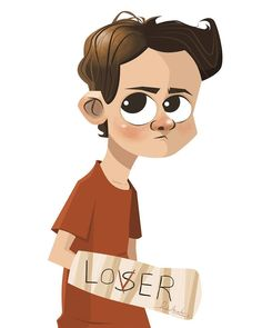 regram @sandra_avecilla I loved #itmovie #thelosersclub #it #jackdylangrazer #elclubdelosperdedores #illustration #art #drawing #sketch #doodle #characterdesign #dibujo #kid #fanart #instaart #instaillustration #losers #youwillfloattoo #picoftheday #artist #arte #digitalart #design #eddie