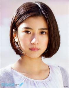 毎度おなじみ流浪のブロガー(仮): 黒島結菜が完全にキテいる Beautiful Japanese Girl, Japanese Beauty, Beautiful Person, Beautiful Asian Girls, Beautiful Eyes, Asian Beauty, Girl Face, Woman Face, Asian Bob Haircut