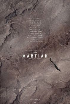 The Martian (Seul sur Mars) Best Movie Posters, Movie Poster Art, New Poster, Cool Posters, Film Posters, Martin Scorsese, Hindi Movies, Stanley Kubrick, Alfred Hitchcock