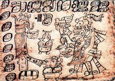Maya - Codex de Dresde