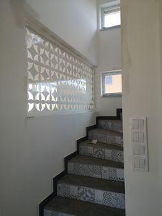 Perforált térelválasztó Stairs, Metal, Design, Home Decor, Luxury, Stairway, Decoration Home, Room Decor