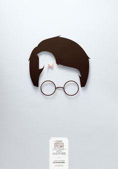 Colsubsidio Book Exchange Print Ad