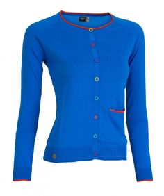 W Button Blue Buttons, Jumpers, Sweaters, Blue, Shopping, Fashion, Moda, Sweater, Pullover