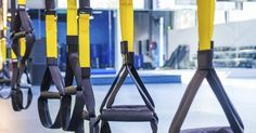 Maybe you've seen these black-and-yellow straps around your gym, but now it's time to put them to work. Check out our roundup of the best exercises you can do with this awesome piece of equipment.