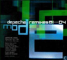 Depeche Mode - Remixes 81...84