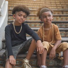 Cute Outfits For Kids, Cute Kids, Boy Outfits, Baby Boy Swag, Baby Girls, Black Kids Fashion, Lil Boy, Relationship Goals Pictures, Boy Hairstyles