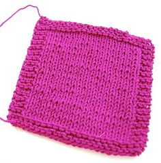 'Learn to Knit' MINI SERIES, Week 5: Knit and Purl in One Project | Make It and Love It