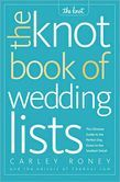 The Knot Book of Wedding Lists: The Ultimate Guide to the Perfect Day. Pretty excited for this to come in the mail :)