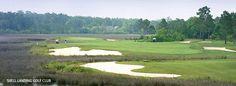 Shell Landing Golf Club au Mississippi - Gendron Golf