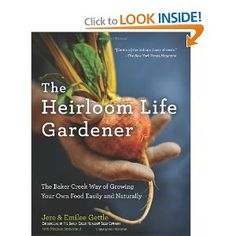 From the heirloom seed distributors at Baker's Creek.  A great read!