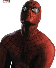 Marvel Comics. Comic Book Artwork • Spider-Man by Alex Ross. Follow us for more awesome comic art, or check out our online store www.7ate9comics.com Comics Spiderman, Marvel Comics Art, Marvel Comic Universe, Comics Universe, Marvel Heroes, Spiderman 2002, Comic Superheroes, Marvel News, Marvel Marvel