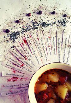 """Soup of the evening (Book food)"" by Dina Belenko,"