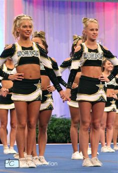 World Cup Shooting Stars <3 I love how they have their fingers crossed while on their hips. #KelseyRule
