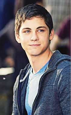 my heart just caught on fire and i'm dead now. logan lerman.