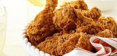 Sandra Lee Herbs-and-Spices Fried Chicken- Herbs-and-Spices Fried Chicken