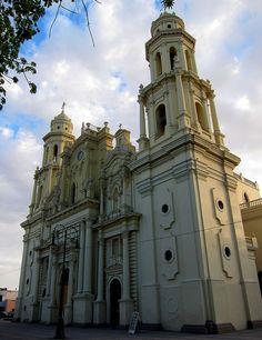 Catedral de Hermosillo, Hermosillo, Sonora, Mexico