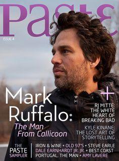 Issue 4 - Mark Ruffalo