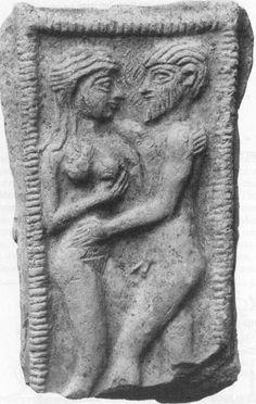 Inanna & Dumuzi