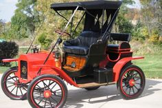 1908 Reo Model B Runabout