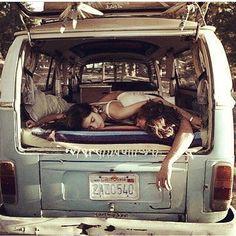 I need this!!! ... I mean the van  haha