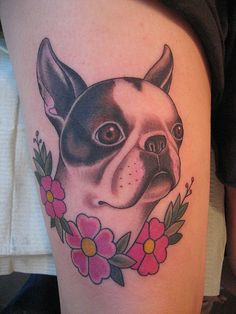 french bulldog tattoos on pinterest french bulldog tattoo boston terrier tattoo and boston tattoo. Black Bedroom Furniture Sets. Home Design Ideas