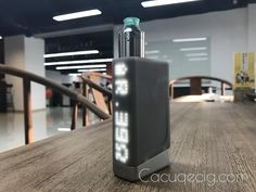 CIGGO Praxis Vapor Banshee Box Mod Banshee comes with hidden full length LED display and can fire up to 150W power with dual 18650 batteries. #Cacuqecig #Vape  #Ecig  #EcigWholesale #EcigBusiness  #Cacuqecig #Vape #Vaping #Ecigarette #EcigWholesale #EcigaretteWholesale #Mod #ChasingClouds #VpingFamily #VapingCommunity #EcigTrading #EcigBusiness #EcigDistributor