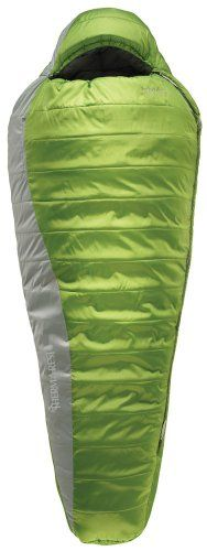 Thermarest Centari 0 Synthetic Bag Green Large * Click image to review more details.(This is an Amazon affiliate link and I receive a commission for the sales)