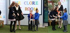 The Duchess of Cambridge  Jan 2015
