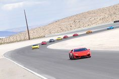 At SpeedVegas, adrenaline junkies can get behind the wheel of some of the sexiest cars on the planet.