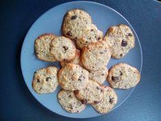 Cookies chocolat banane (companion ou pas)