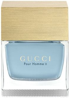 Gucci Pour Homme II Gucci cologne - a fragrance for men My fav for G. Also suits me too. Gucci Cologne, Perfume And Cologne, Best Perfume, Perfume Bottles, Men's Cologne, Best Mens Cologne, Style Masculin, Perfume Collection, Men's Grooming